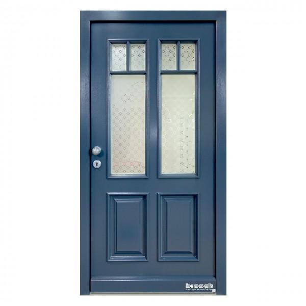Landhaustüren aus Holz: Tessin 74 blau