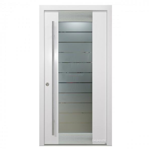 Haustüren modern aus Holz Origo 5 Ral-Farbe
