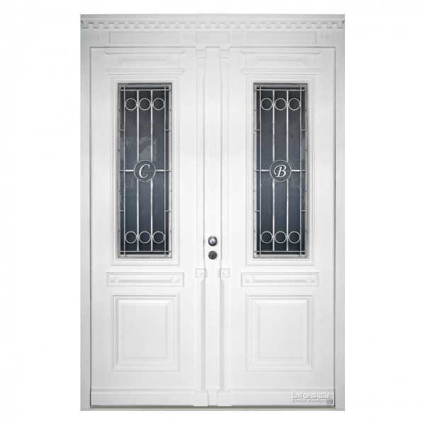 historische Haustüren aus Holz Paris 42
