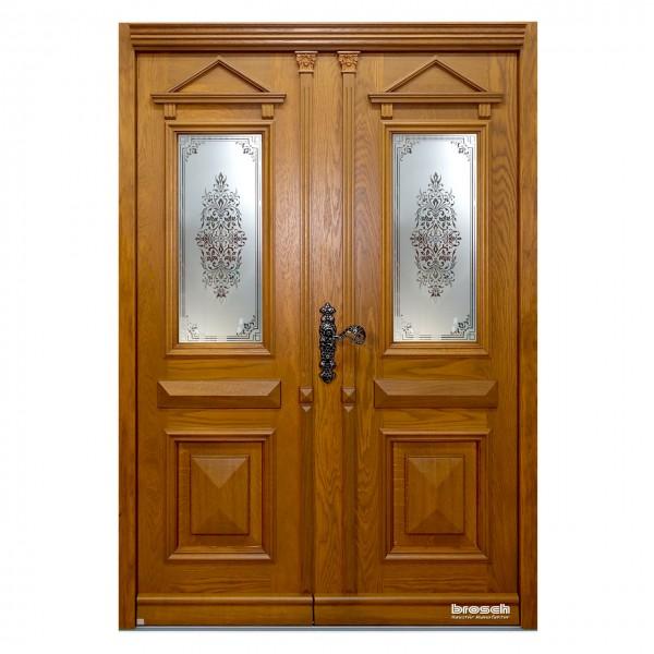 historische Haustüren aus Holz Paris 80