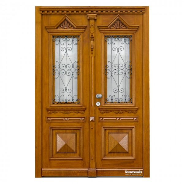 historische Haustüren aus Holz Paris 70