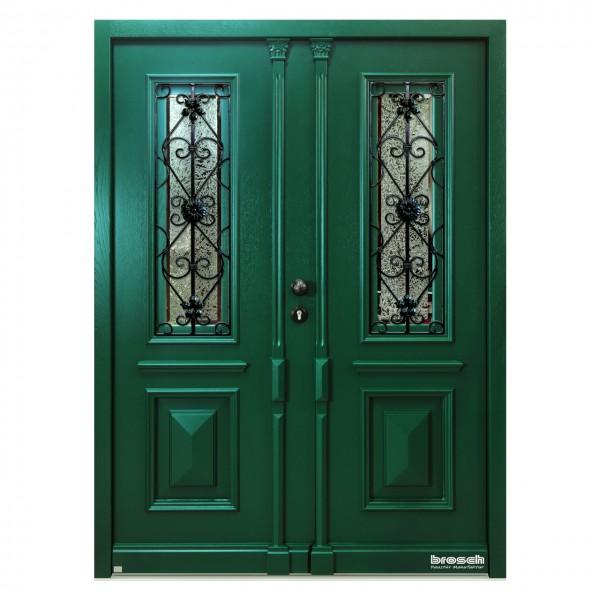 Haustür aus Holz Paris 21