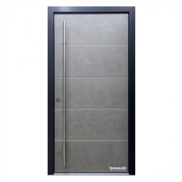 moderne Haustüren Sono FX 9 Concrete Stone