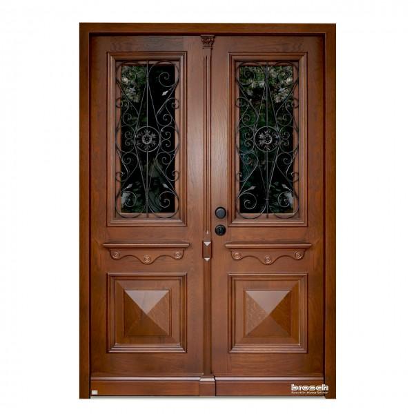 historische Haustüren aus Holz Paris 27