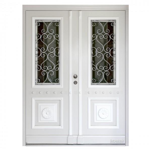 historische Haustüren aus Holz Paris 18