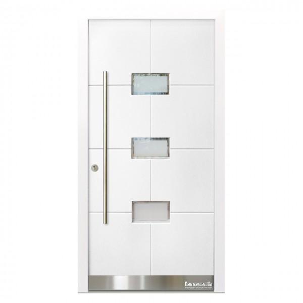moderne Haustüren aus Holz Maton FX 131 Ral-Farbe
