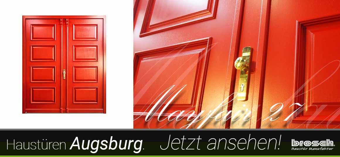 Eingangstüren Augsburg Brosch