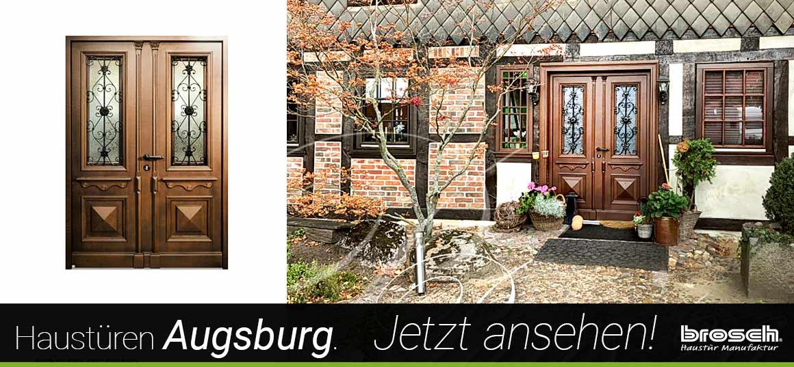 Historische Haustüren Augsburg