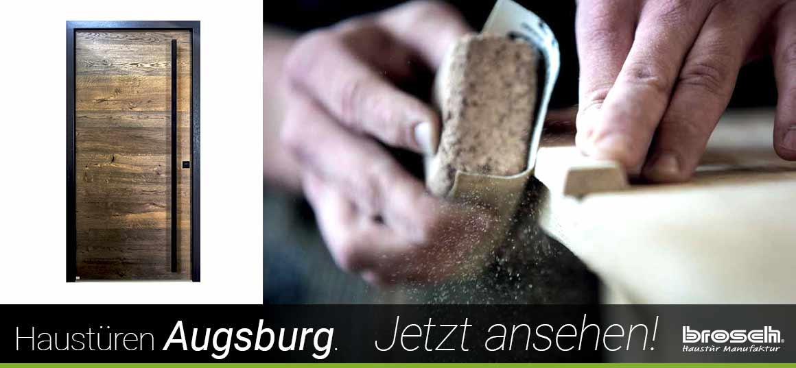 moderne Haustüren Augsburg