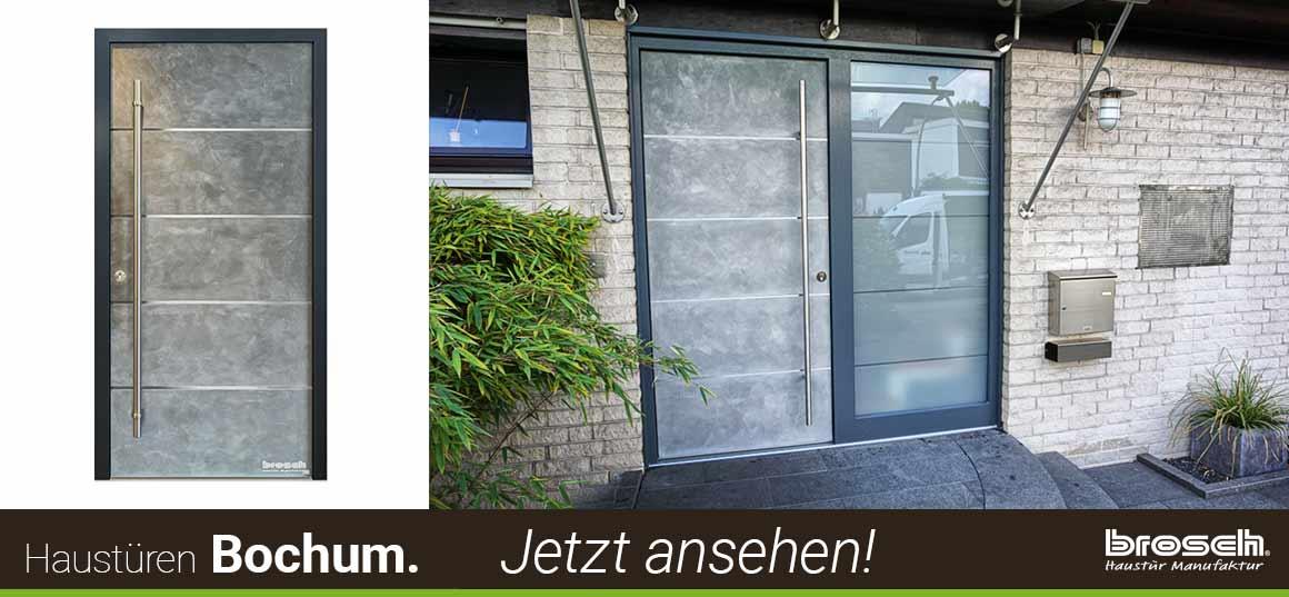 moderne Haustüren Bochum