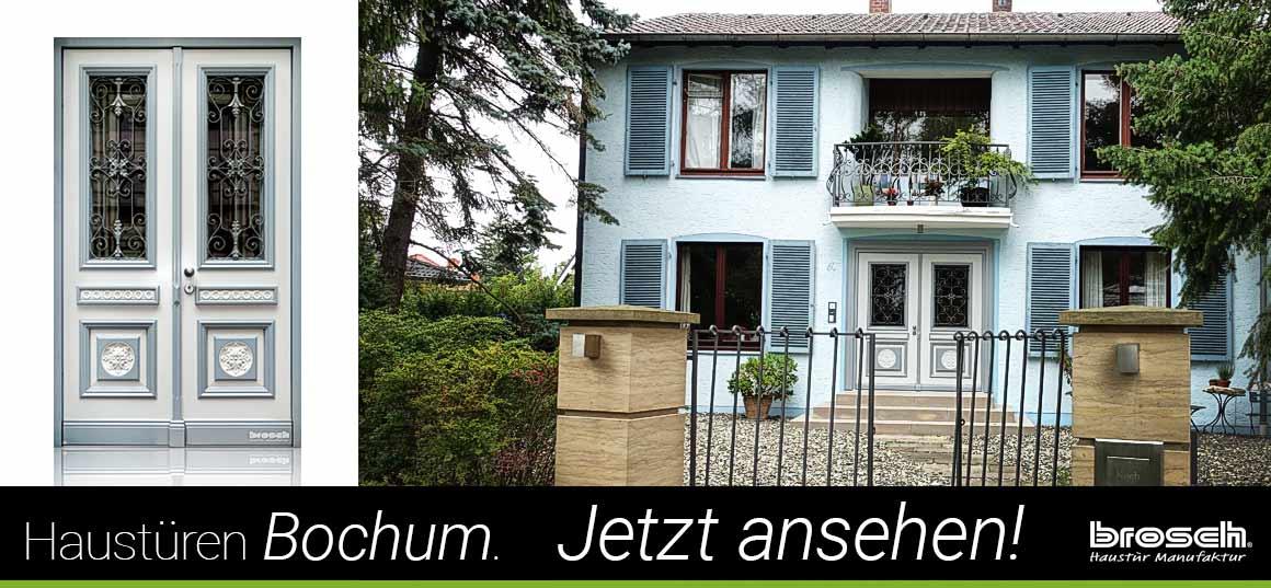 Historische Haustüren Bochum