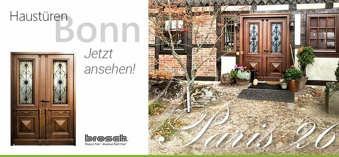 Historische Haustüren Bonn