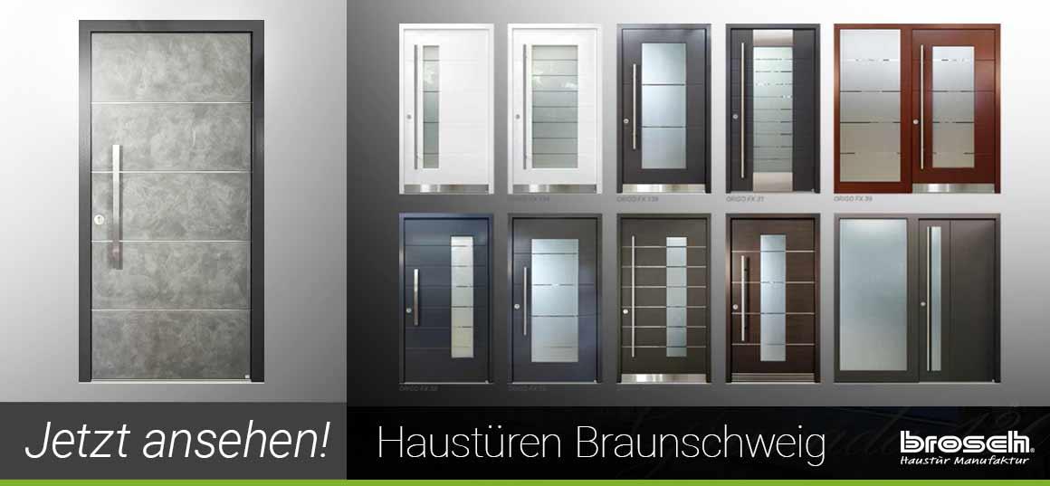 Eingangstüren Braunschweig Brosch