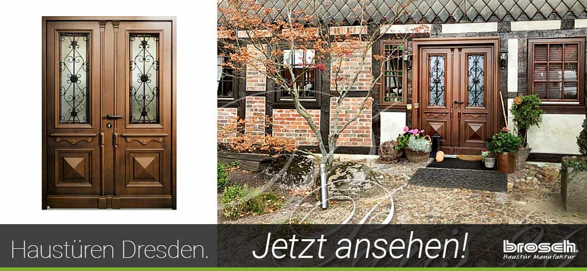 Historische Haustüren Dresden