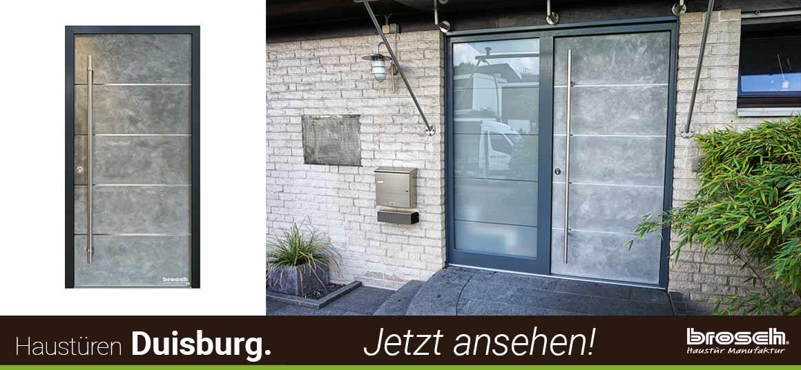moderne Haustüren Duisburg