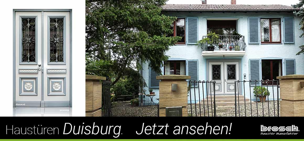 Historische Haustüren Duisburg