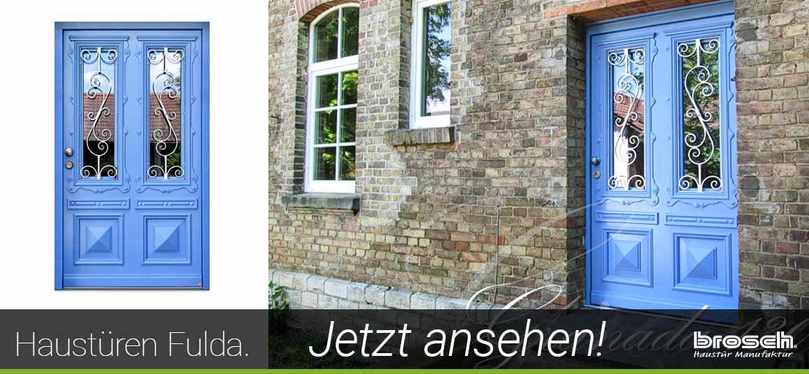 Historische Haustüren Fulda