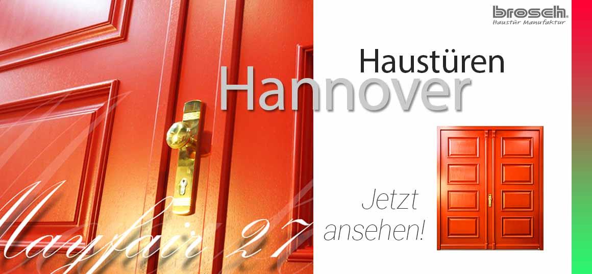 Eingangstüren Hannover Brosch