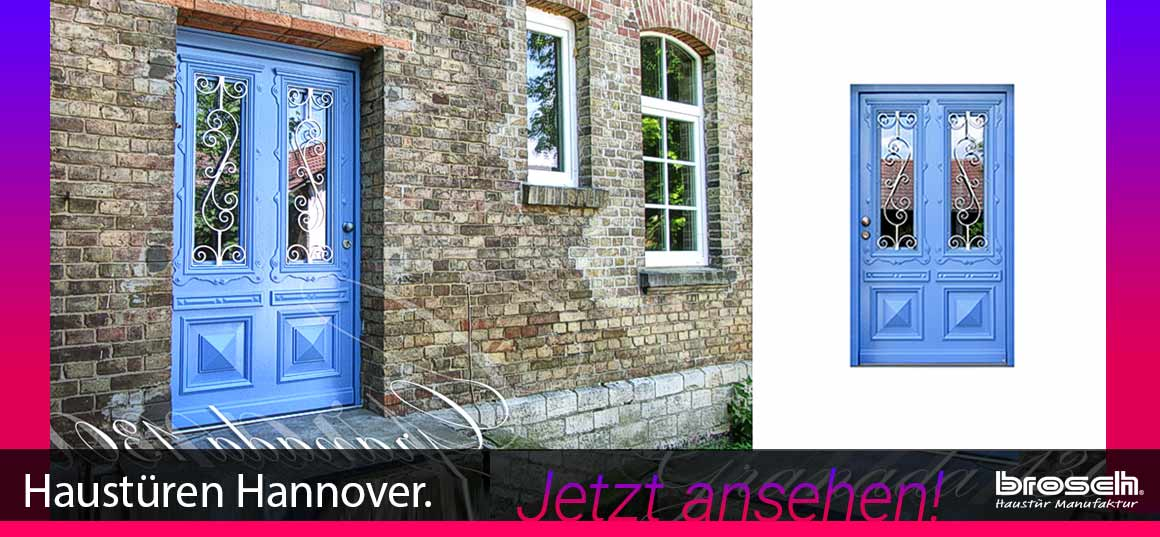 Historische Haustür Hannover