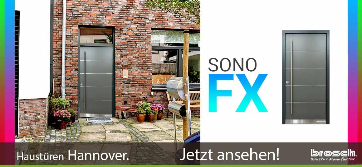 moderne Haustüren Hannover