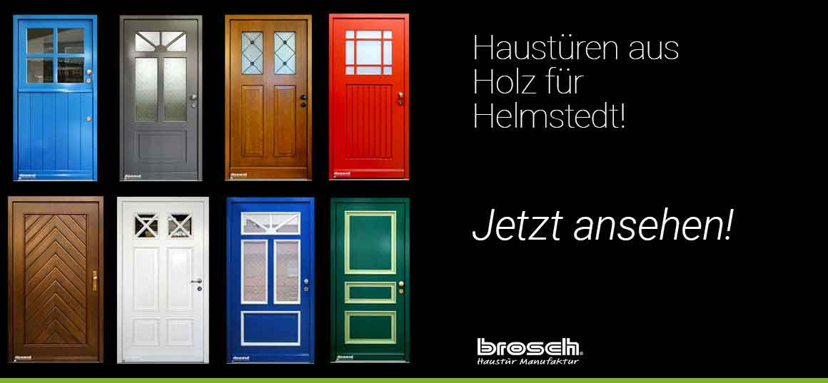Haustüren Helmstedt Landhaustüren