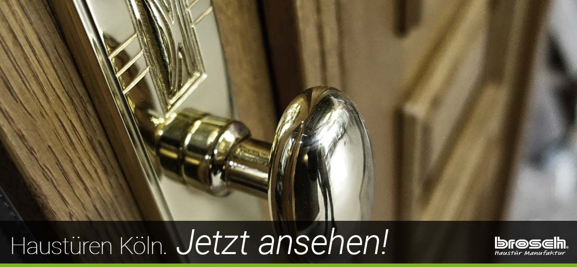 Historische Haustüren Köln