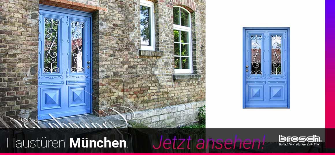 Historische Haustür München