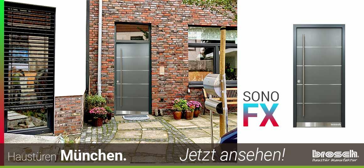 moderne Haustüren München