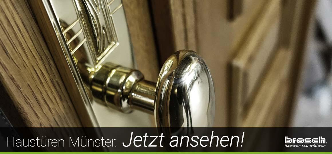 Historische Haustüren Münster
