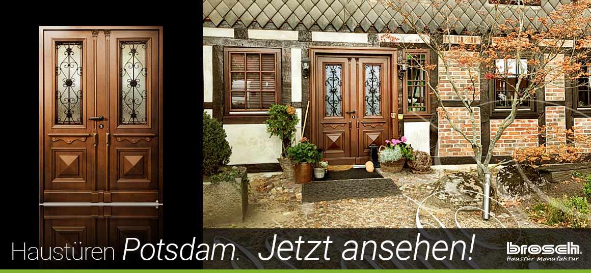 Historische Haustüren Potsdam