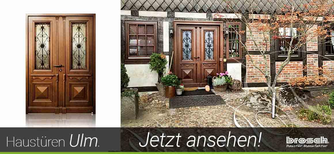 Historische Haustüren Ulm