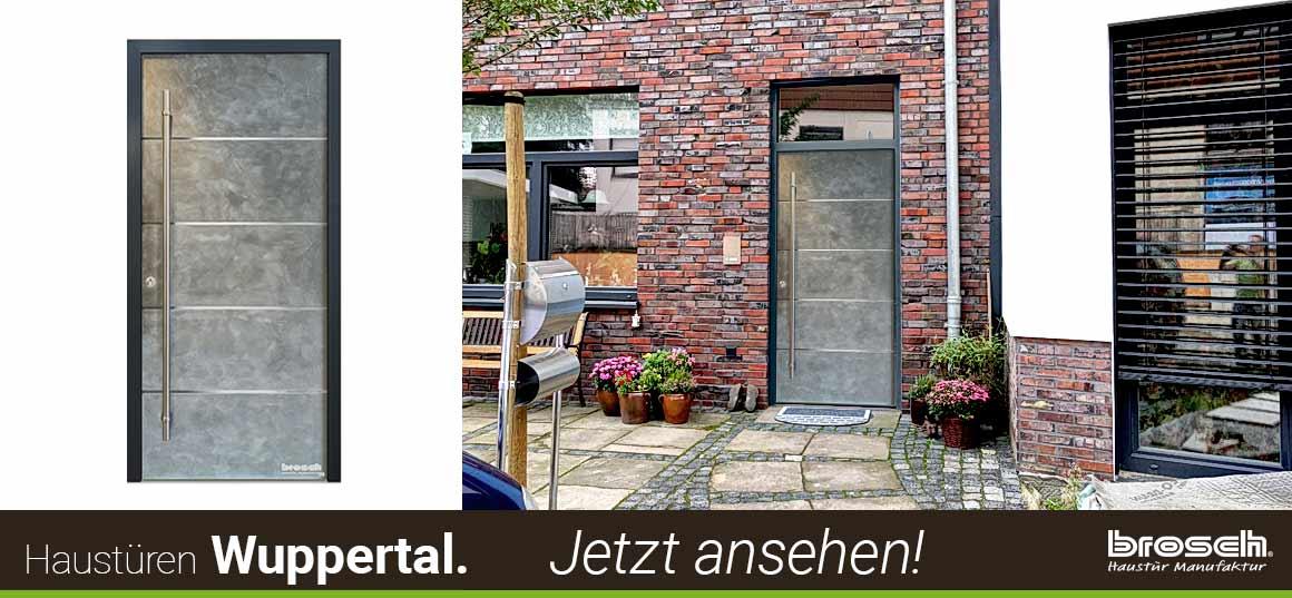 moderne Haustüren Wuppertal