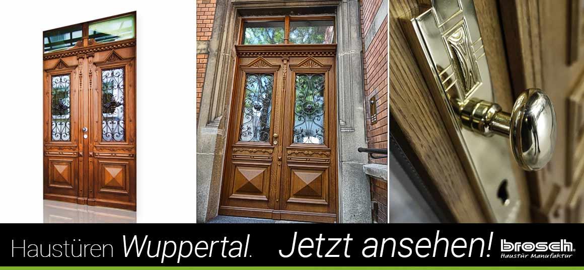 Historische Haustüren Wuppertal