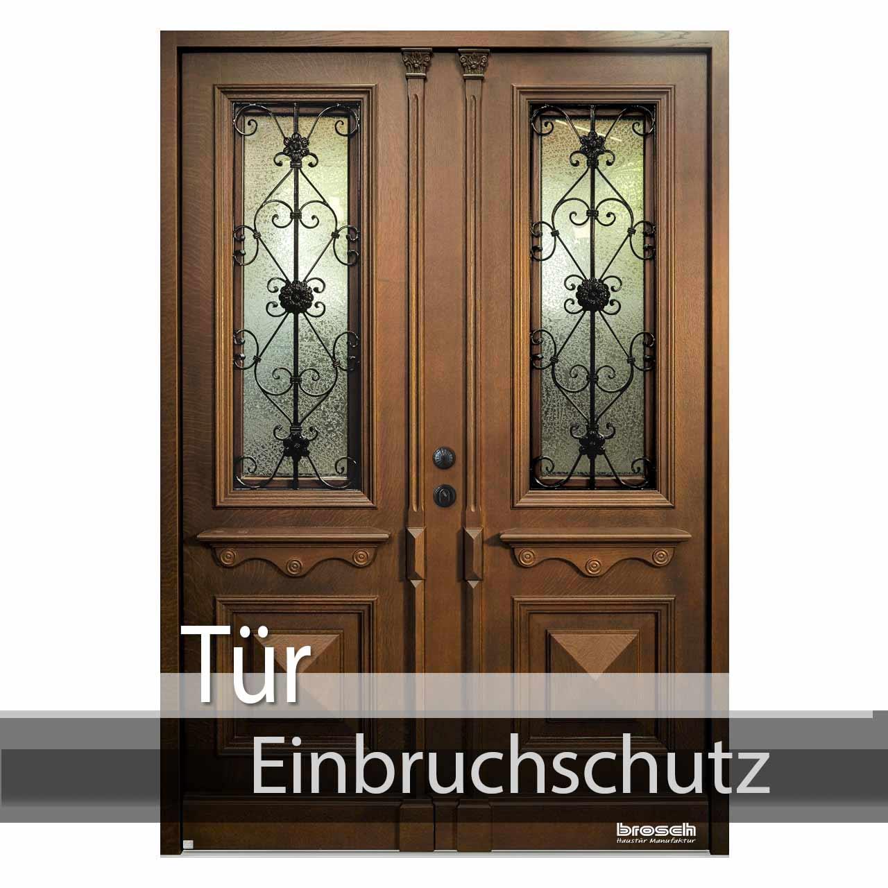 Tür Einbruchschutz