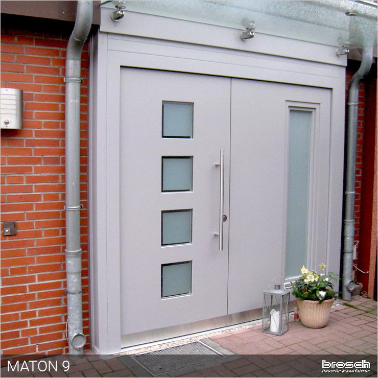 Besipielbild Haustür Maton 9