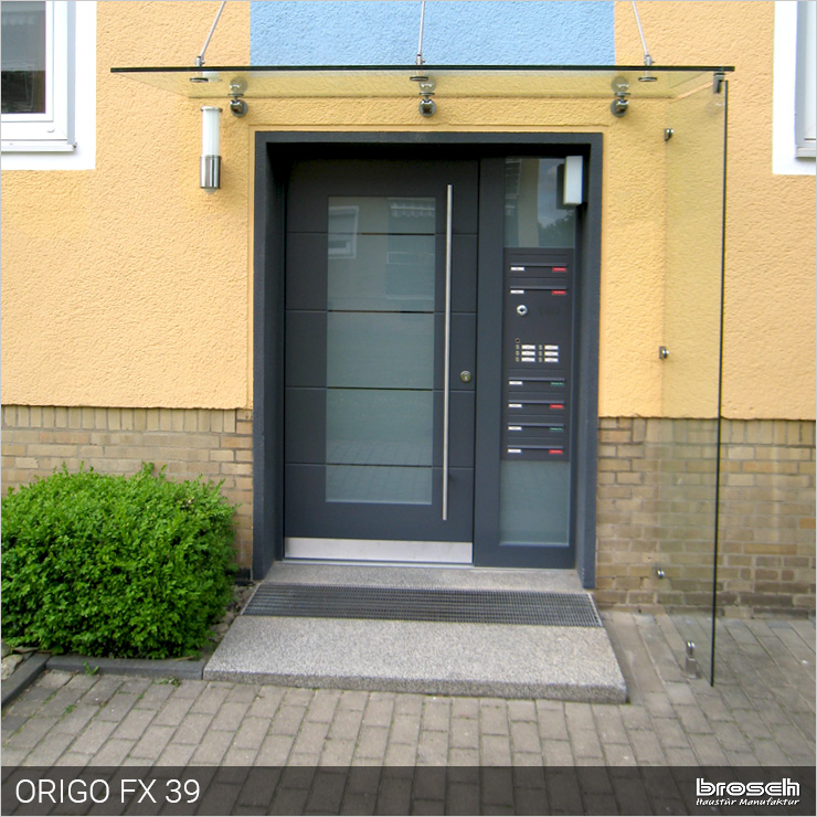 Besipielbild Haustür Origo FX 39